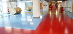 Epoxy Resin Floor Coating