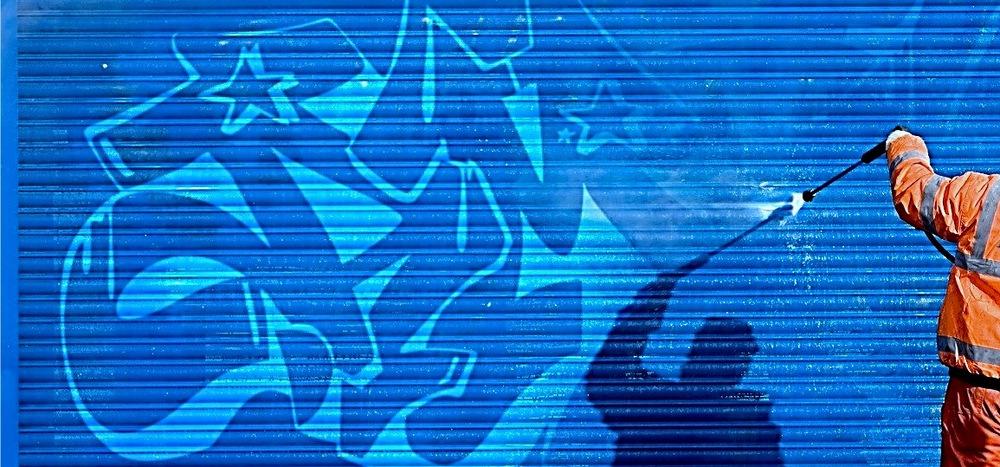 Anti Graffiti Service fromDiamond Industrial Painters Ltd