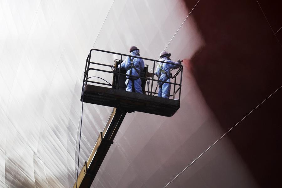 Offshore & Marine Coating