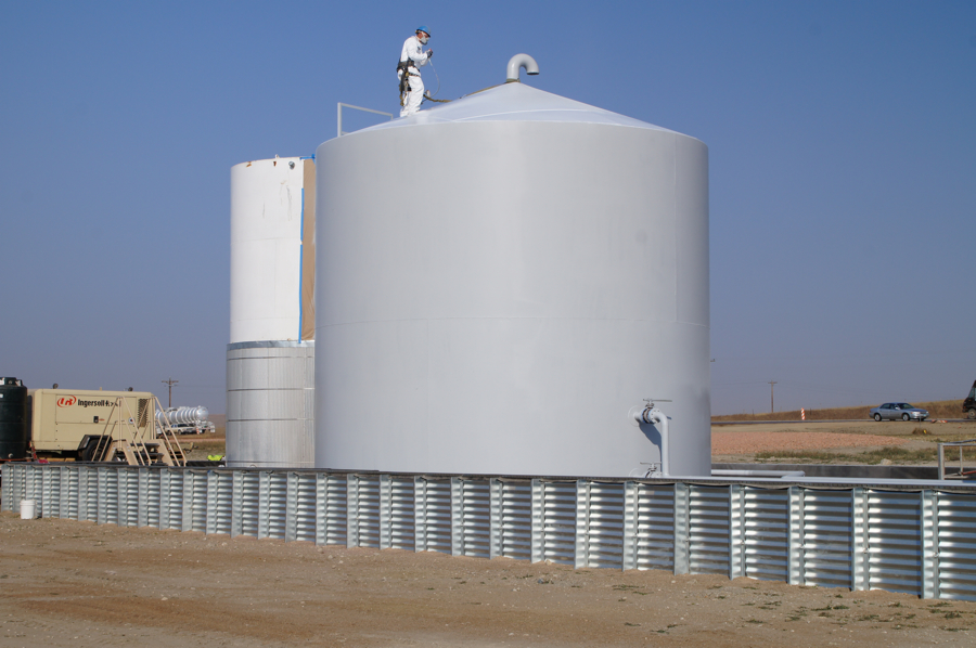Petrochemical Storage & Refineries