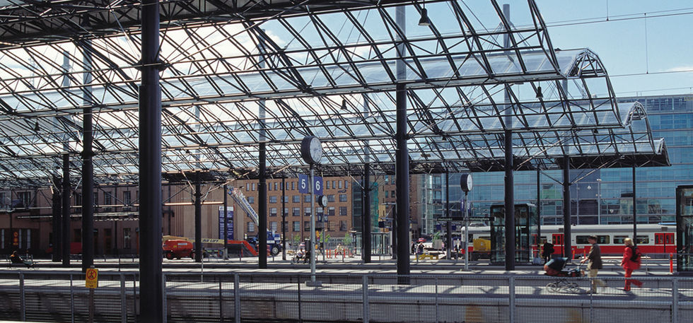 Rail Painting