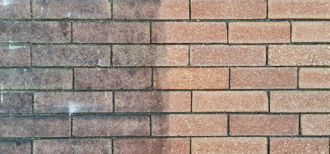 Stone & Brick Cleaning