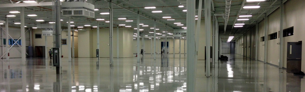 Factory & Warehouse Painting Services