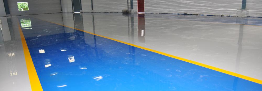Epoxy Wall & Floor Coatings