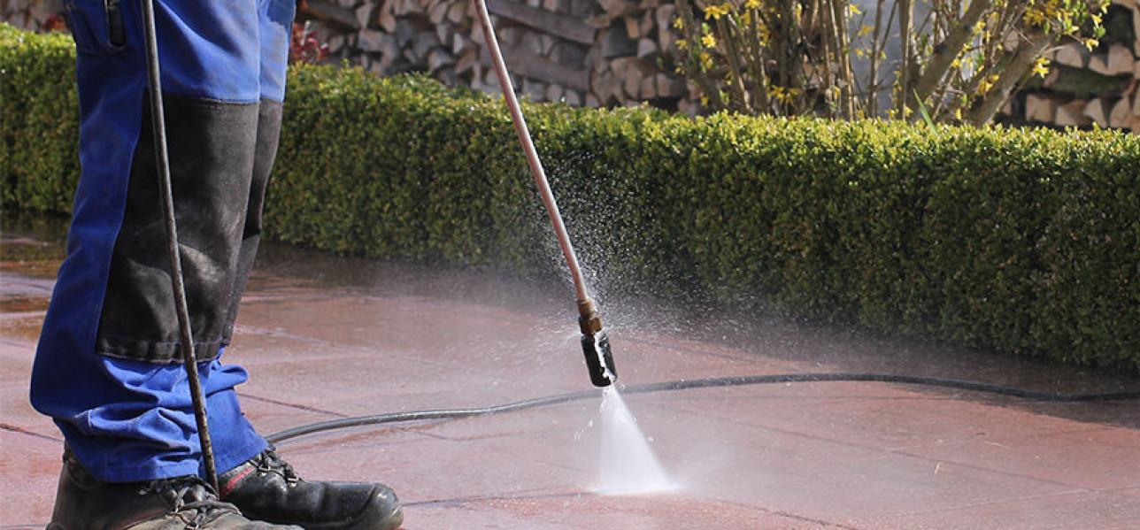Pressure Washing & Steam Cleaning